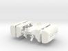 1 8 Flathead Ardun Head Kit 3d printed
