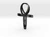 Double Ankh Pendant 3d printed