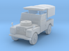 Land Rover Series 1 1:160 3d printed