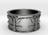 Antimony Ring Size 11.75 3d printed