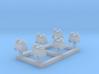1/700 NF2D Light Unit (Set of 6) 3d printed