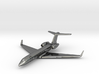 1:700 GulfStream V Business Class Jet Plane.  3d printed