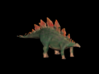 Replica Toys Dinosaurs Stegosaurus Full Color  3d printed