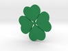 NEW! Lucky Clover NUT, for M6 x1 Screw 3d printed