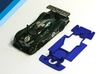 1/32 Carrera Audi R8R / Bentley Chassis 3d printed Chassis compatible with Carrera Bentley EXP Speed     or Audi R8R body (not included)