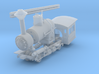 Cog Railway Locomotive #9 - O Scale 3d printed