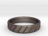 Rifled Ring 3d printed