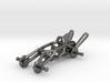 BajaRacer V1: Part 1 in set of 3 - Metal Frame 3d printed