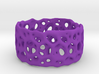 Frohr Design Bracelet Radiolaria Light 3d printed