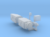 Pullman mechanical air conditioning 3d printed