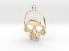 Skull Light Pendant 3d printed