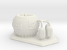 Large 6mm Scale Chemical Plant 3d printed