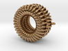 TORUS - earrings 3d printed
