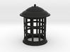 1/4 Scale TARDIS Top Lamp 3d printed