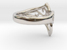 Kaya's Ring Variation 3d printed