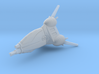 MAC01A Fighter Pod (1/285) 3d printed