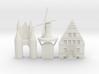 Holland miniature 3d printed