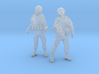 1-35 Military Zombie Set 1 3d printed
