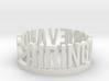 DRAW Festivus - Airing Of Grievances ring 3d printed