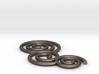 Holiday Ornamental Spirals 3d printed
