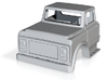 1/64 Scale GM C60 Truck with running board  3d printed