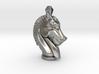 Knight Dream(pendant) 3d printed