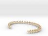 Ring Loop Bracelet 3d printed
