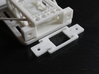 DJI Phantom Custom FPV Undertray -Fatshark (d3wey) 3d printed Door is used to stop the TX from coming out