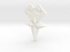 Cosplay Wayfinder Belt Buckle Ventus Aqua 3d printed