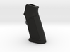 M4a1 Pistol Grip 3d printed
