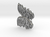 Extravagant Butterfly Pendant 3d printed