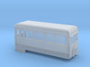 009 short double-ended railbus ( narrow version)  3d printed