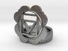 1st Chakra Ring 3d printed