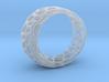 Frohr Design Radiolaria Ring 3d printed