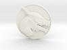 Dragon Medallion  3d printed