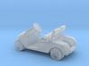 N scale (1:160) Modern Golf Cart 3d printed