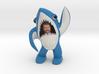 John Phillips left shark 3d printed
