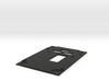 F22 Landing Gear Panel 3d printed