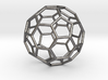0269 Truncated Icosahedron E (a=1cm) #001 3d printed