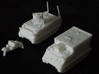 MG144-NATO03 M981 FIST/ M577 3d printed (Version 1, version 2 has thicker turret spar)