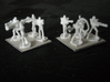 MG144-Aotrs09 Line Infantry Platoon 3d printed Close up of one squad