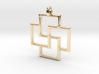 Tursaansydan Jewelry Symbol Pendant 3d printed