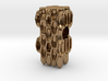 Honeycomb European Charm Bracelet Bead 3d printed