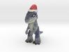 Velociraptor B Christmas 3d printed