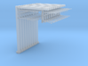 N Scale - Dble Track Staunchions 2 -  10 Pack 3d printed