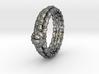 Alien Egg Ring Alfa 3d printed