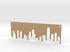 Design Hong Kong Skyline 3d printed