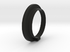 114mm Cinema Lens Compact ND Filter Holder Clamp 3d printed