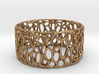 Frohr Design Easy Radiolaria Bracelet 3d printed