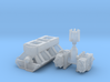 1/43 BBC Tunnel Ram For Symetric Port Heads 3d printed